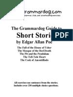 Edgar Allan Poe Grammar Worksheets