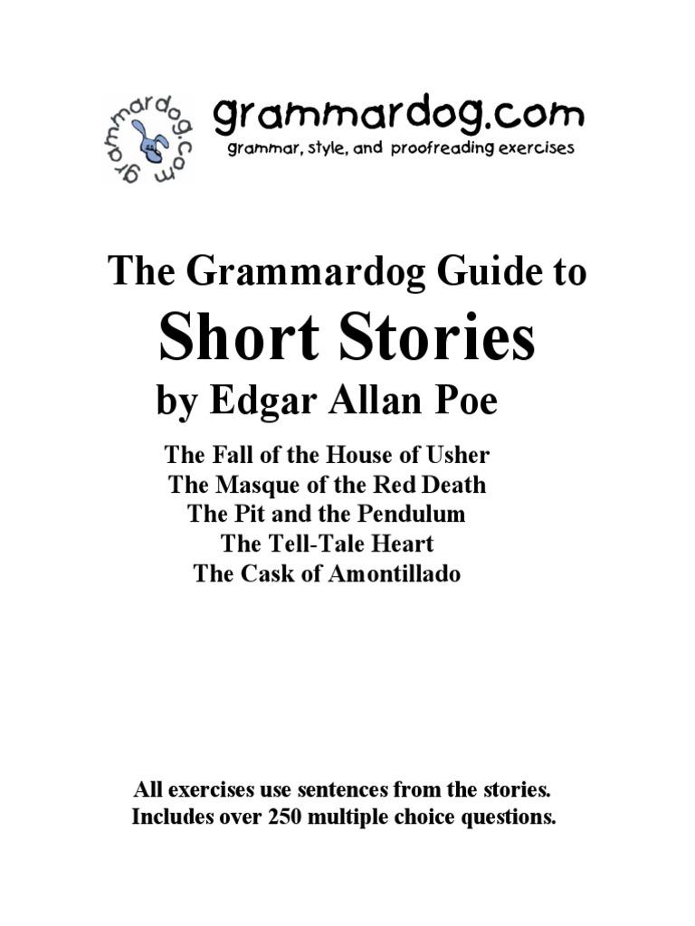 worksheet Cask Of Amontillado Worksheet Answers edgar allan poe grammar worksheets linguistics syntax