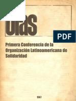 OLAS - Primera Conferencia (Cuba, 1967)