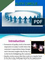 Quality Circle Presentation