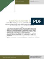 Austraalian Case Study