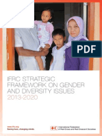 IFRC Strategic Framework on Gender and Diversity 2013-2020