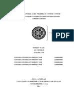 Format Penulisan Lengkap