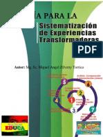 Modelo Sistematización