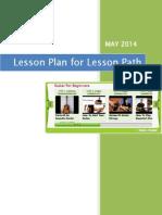 Wk 7 Lesson Plan