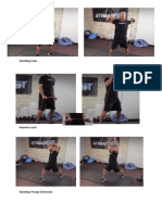 Power Bands Example Exercises