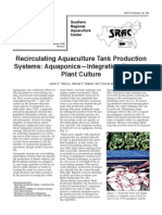 Recirculating Aquaculture Tank Production