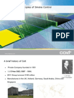 Cpd Presentation - The General Principles of Smoke Control Pc