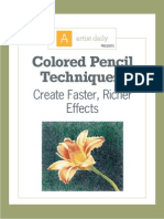 Colored Pencil Techniques