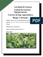 Relacion Etc-Aguacate.requrimientos Hidricos.