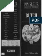 Dutch I - Booklet