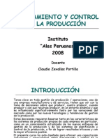 83859444 Planeamiento y Control de La Produccion