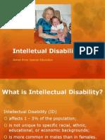 Intellectual Disabilities Show