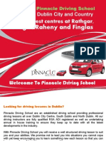 Pinnacle Driving School