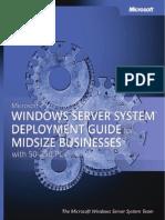 Windows Server System Deployment Guide for Midsize Business eBook