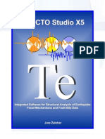T-TECTO Studio X5 - Introductory Tutorial