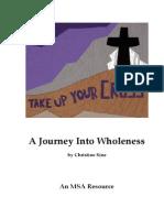 A Journey Into Wholeness - Lenten Series-1