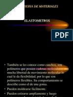 Elastometros