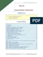 Tema 10 - Dispositivos de Reles y Proteccion