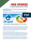 Mobilizing Drupal - It Has Actually Revolutionized Content Management System