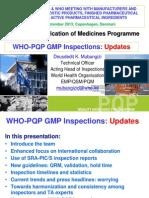 24_Mubangizi-WHOPQP GMP Inspections Updates