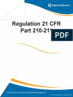 Regulation21CFRPart210-211