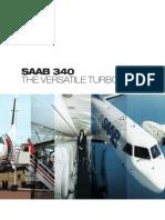 SAAB 340 Brochure