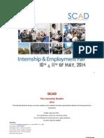 Fair_#039;14 Internship Booklet