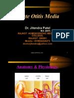 Acute Ottitis Media