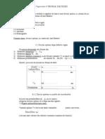 cercetari operationale - teoria deciziei