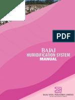 Humidification Manual