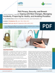 HIPAA Privacy Security Breach Notification Rules