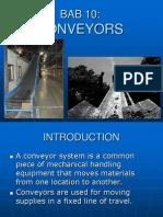 Bab 10 Conveyors