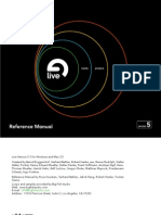 AbletonLive Manual