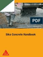 Sika Concrete Handbook 2013