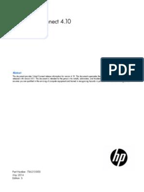 hp 4gb vc-fc module firmware 1.43