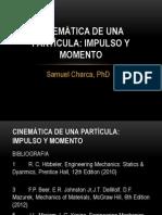 Cnematica de La Particula_ Impulso y Momento - Week 14