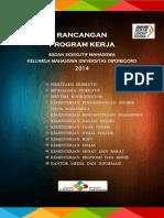 Program Kerja BEM KM Undip 2014