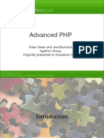 Advanced Php Final