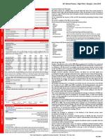 JSC Liberty Finance Factsheet - June 2014
