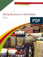 Doing Business Azerbaijan