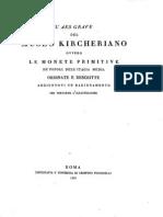 L'aes grave del Museo Kircheriano ovvero le monete primitive de'popoli dell'Italia media