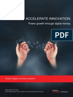 Finacle digital commerce solution