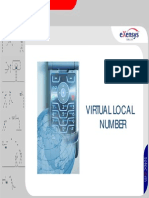 Virtual Local Number