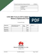 10 GSM BSS Network KPI (Uplink-Downlink Balance) Optimization Manual[1].Doc