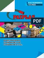 Catalogo Paiplas - Electropuerto