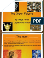 the green falcons