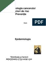 69BjrCurs 2 - Epidemiologie, Factori de Risc, Preventie