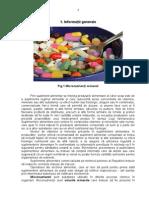 Caracteristici Nutritionale Ale Suplimentelor Alimentare Cu Micronutrienti Minerali