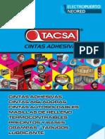 Catalogo TACSA - Electropuerto